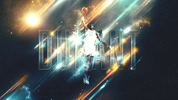 Kevin Durant by RoyceN