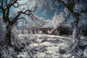 old barn IR by insanitylabs