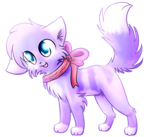 Adorameow ewe by SkyDreamer-Nya