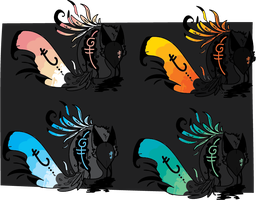 Noface adopts .:CLOSED: by MUTTD0G