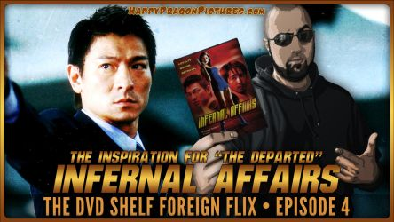 Infernal Affairs by happydragonpictures