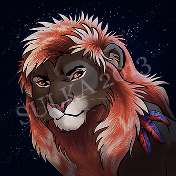 Nyte avatar by Sulka