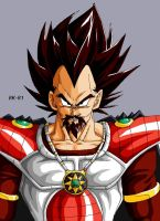 King Vegeta AF normal by BK-81
