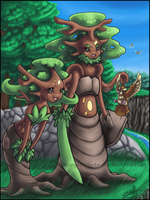Sudowoodo-Evolutions
