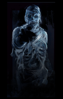 Mummy //Doctor Who by D4MNED-NONAME