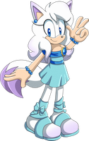Sapphire - Sonic X by SiIent-AngeI