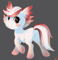 Axo Pony by C-Puff