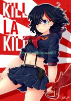 Kill la Kill by Elfany-Chan