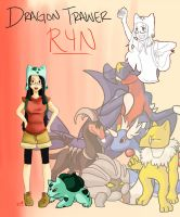 .:Dragon Trainer Ryn:. by mysticmuffindragon