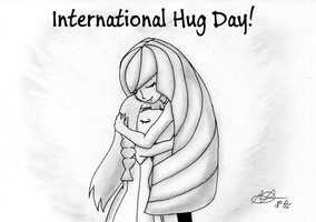 International Hug Day (feat. Lusamine and Lilie) by Nartance