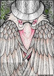 ACEO: HeartSoulLifePassion by LadyFromEast