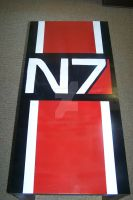 ME: N7 Coffee Table by Punknouveau13