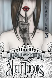 The Legend of Dollaretta Chapter 3 Night Terrors by erryCherry