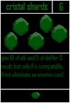 Undercards Cristal Shards by shadowNightmare13