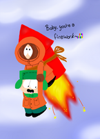 Baby, you are a Firework-Colored by NanyHoney011