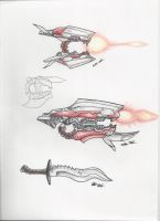 Halo - Brute Weapons 3 by ninboy01