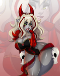Goat lady commission by Ladycandy2011