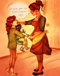 Lotr_Silm: His First Duty by Hedonistbyheart