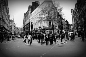 Streets Of London by Anna258