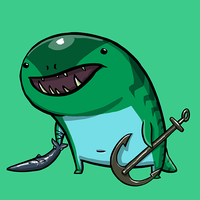 Dota Fanart v2 - Tidehunter by KidneyShake