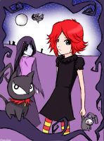 Ruby Gloom by iPancakes