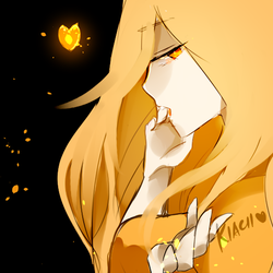 Bravery from Glitchtale by kiacii-official
