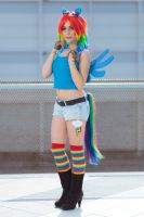 Rainbow Dash by MarcoFiorilli