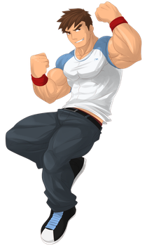 Casual Ryu (Without Effects) by mystery79