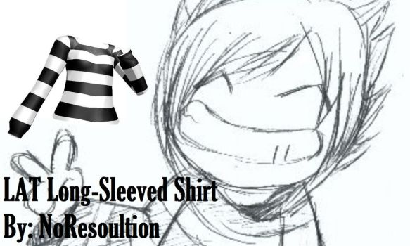 LAT Long-Sleeved Shirt by NoResoultion