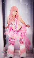 Another World -Megurine Luka- Vocaloid Rave Outfit by Miss-mimiko