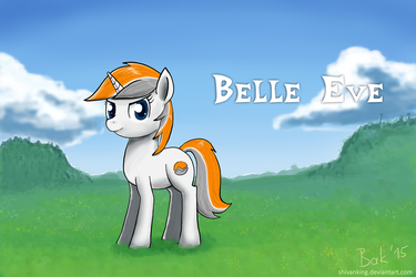 Belle Eve 2015 by shivanking
