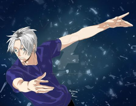 Victor!! On Ice by PersonaUserRaven