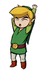 Toon Link 3 by yoshi1998