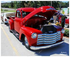 A Nice 1951 Chevy Truck by TheMan268