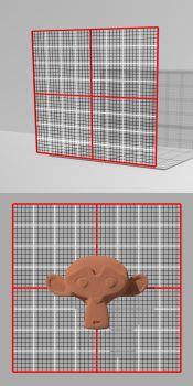 A measuring grid for DAZ Studio 4.7 by jpb06