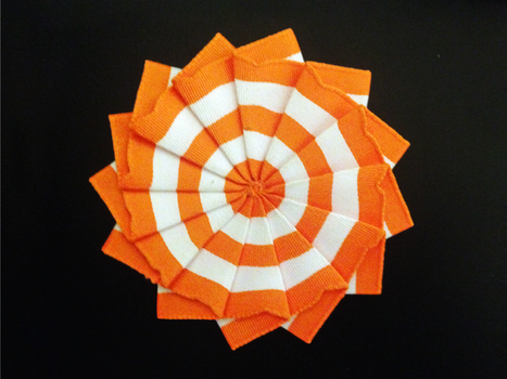 Orange Free State Cockade by Gouachevalier