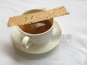 Antonio's Soup of the Day by thyalla