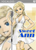 Vocaloid2: Sweet Ann by ashcomics