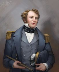 Captain Fitzjames by KristinaGehrmann