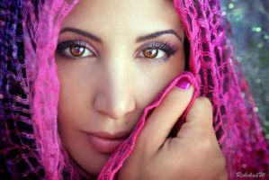 Windows to her Soul by rebekahw-photography