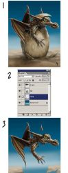 Photoshop Layers by Ironshod