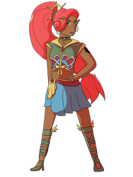 -Collab- Idol Urbosa by Art-By-Ethera