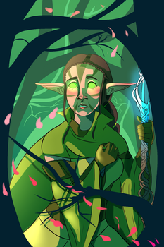 Nissa by KingThreshie