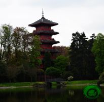 The japanese tower by Idraemir