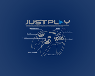 JustPlay1280x1024 by 13thBloodhound