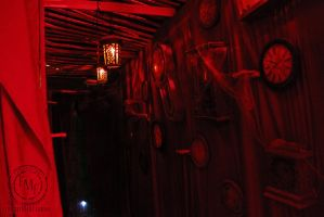 FRIGHTMARE FARMS: The Hall of Time by jphiijewelry