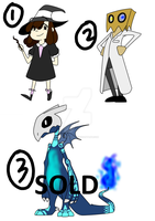 Random Adopts (OPEN) by imatrashcan2