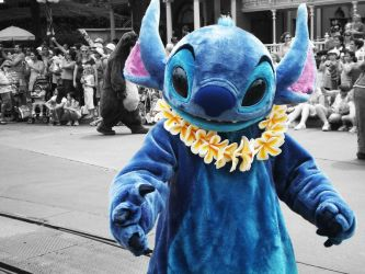 Happy easter with Stitch by gigita91