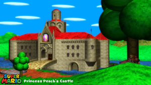 (MMD Stage) Peach's Castle Download by SAB64