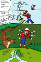 HG Nuzlocke : 2 by SaintsSister47